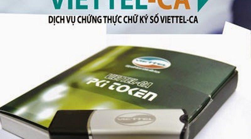 Sử dụng chữ ký số Viettel để tiết kiệm thời gian làm thủ tục hành chính