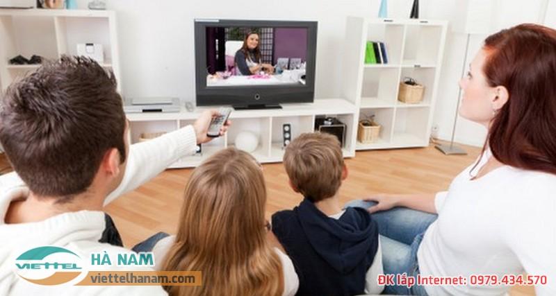 Lắp đặt internet cáp quang Viettel để trải nghiệm Smart TV hấp dẫn