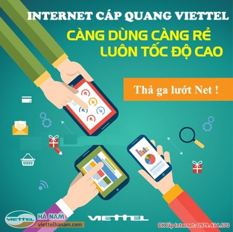 Lắp mạng Wifi Viettel giá rẻ nhất thị trường hiện nay