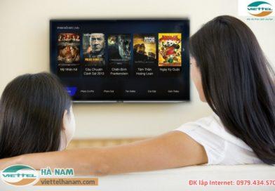 Viettel TV sở hữu nhiều kênh truyền hình đặc sắc trong, ngoài nước, kho phim, ca nhạc đồ sộ