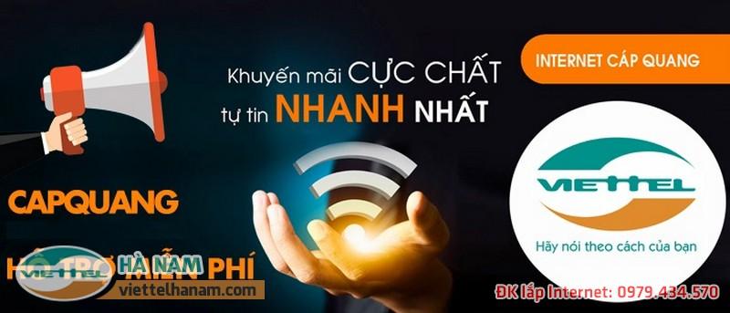 Lắp mạng Wifi Viettel khuyến mãi cực hấp dẫn 2019