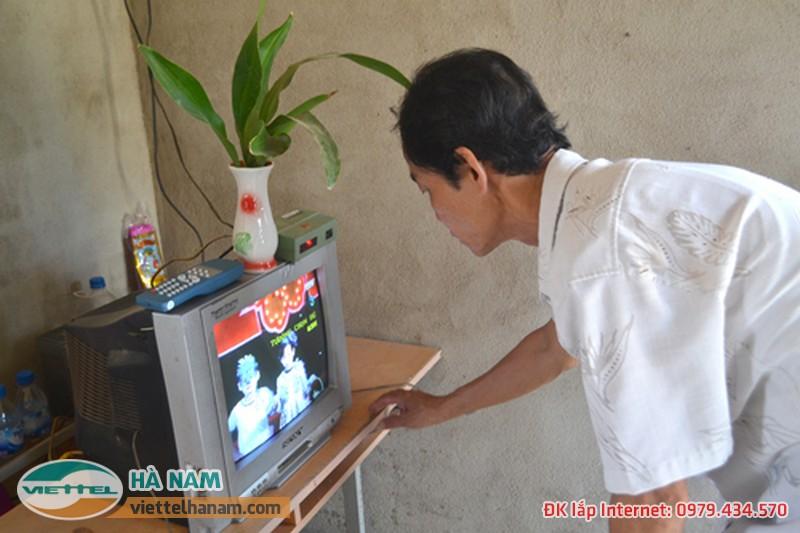 Xem ti vi theo cách của bạn cùng Viettel TV